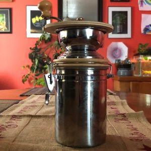 UNIQUE Handmade Coffee Grinder Stainless Steel ☕️
